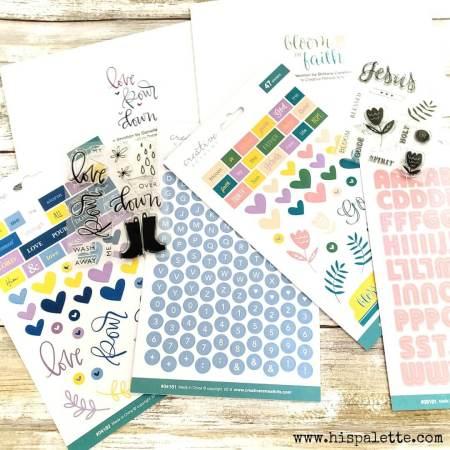 Creative Retreat Kits