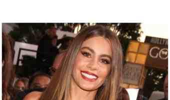 El maquillaje de Sofía Vergara de los Golden Globes paso a paso