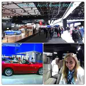 Feria del automovil de Detroit NAIAS 2013