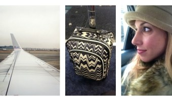 Trucos y consejos para madres que viajan