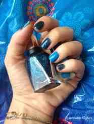 Esmalte de uñas Mermaid's Tail de Sally Hansen