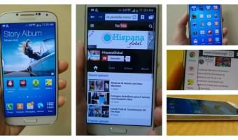 Samsung Galaxy S4: un súper teléfono móvil para la vida moderna