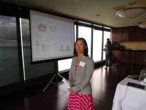 Joanne Wong, VP Virtual Piggy
