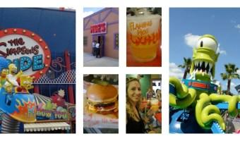 Inauguran zona temática de Los Simpson en Universal Orlando Resort