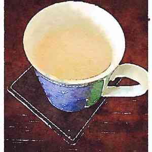 Tomar café con leche es parte del desayuno, pero necesitas más alimentos