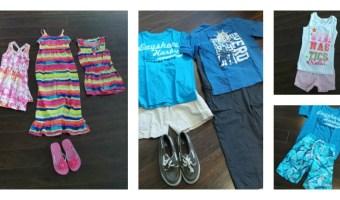 La moda infantil en el verano no incomoda