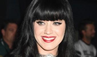 Maquillaje de Katy Perry en premios VMA, paso a paso