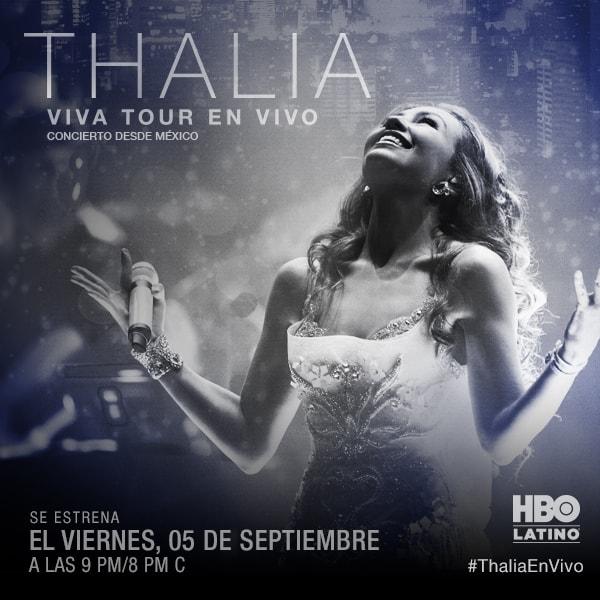 Thalia Viva Tour #ThaliaEnvivo