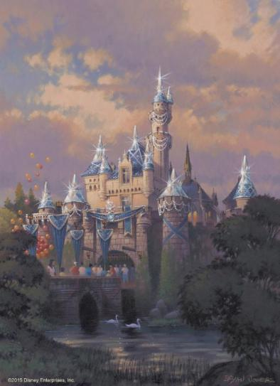 Disneyland Resort - Sleeping Beauty Castle