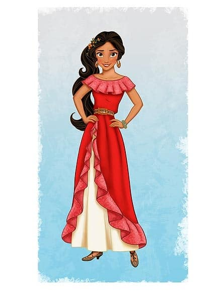 Elena de Avalor, princesa latina de Disney