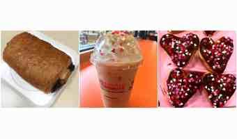 Celebra el amor y la amistad con Dunkin' Donuts