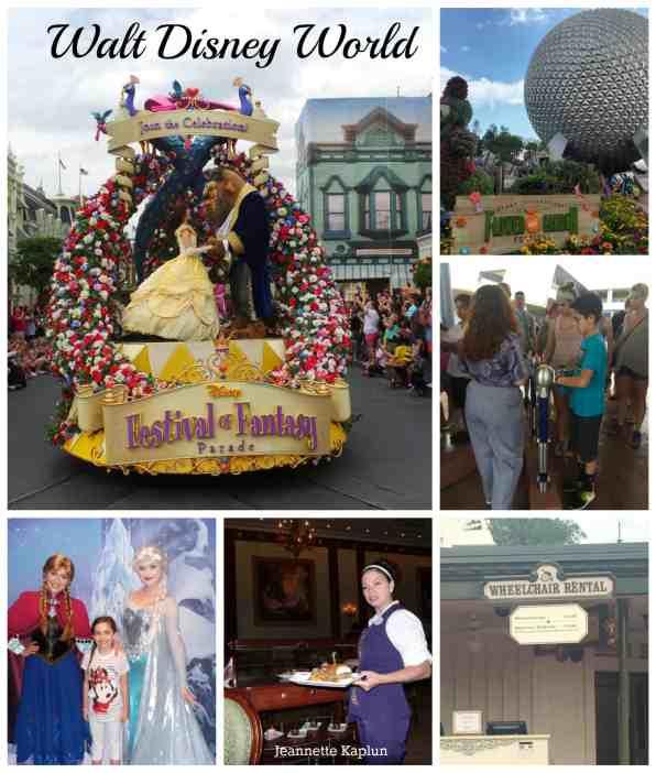 Vacaciones en Walt Disney World