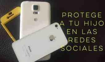 Cómo proteger a tu hijo en las redes sociales