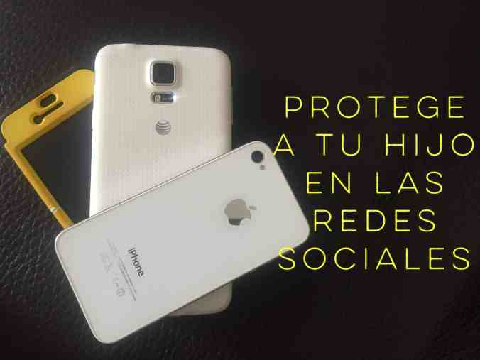 protege a tu hijo en las redes sociales