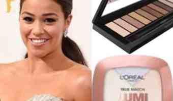 Cómo lograr el look de Gina Rodríguez en los premios Emmy