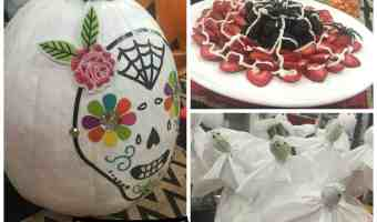 Ideas y consejos para una fiesta de Halloween