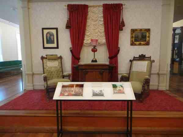 Muebles del departamento de Walt Disney