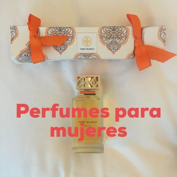 Regalar un perfume de mujer es una excelente idea para las fiestas y cualquier ocasión especial.