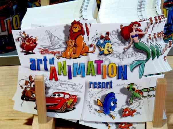 Disney Art of Animation Resort