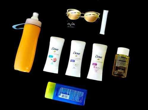 Productos esenciales para el verano
