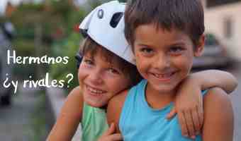 Ayuda a tus hijos varones a superar la rivalidad entre hermanos