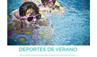 5 deportes para practicar en familia este verano
