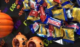 Halloween: ¿Qué hacer con los dulces?