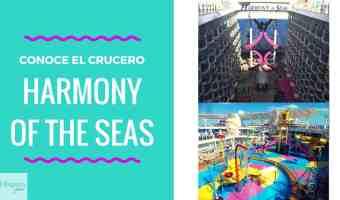 7 cosas que te encantarán del crucero Harmony of the Seas
