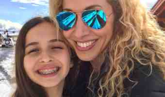 Cómo mi hija me inspiró a amar mi pelo