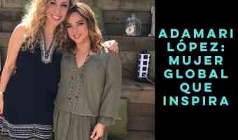 Adamari López revela su error como madre y la importancia del perdón
