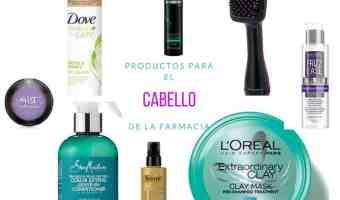 10 productos para el cabello de venta en farmacias