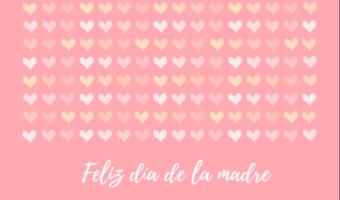 Tarjetas gratis para el día de la madre en español e inglés