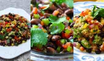 Recetas: 3 ensaladas que se preparan en 10 minutos