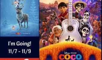 Preparándome para LA y la premier de Coco de Disney Pixar