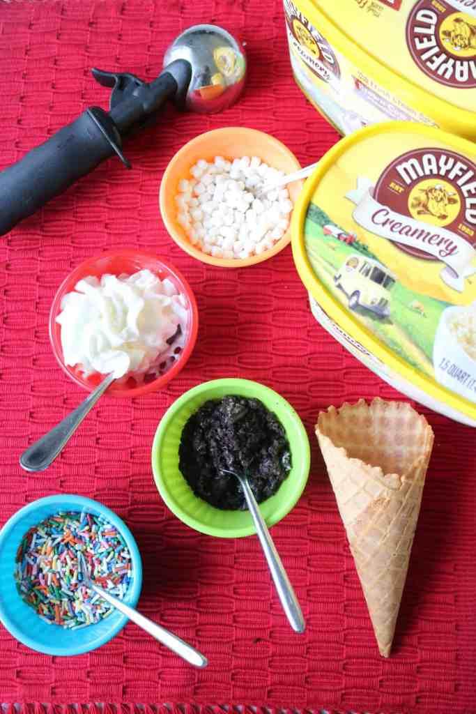 Haz una deliciosa tarde de helados