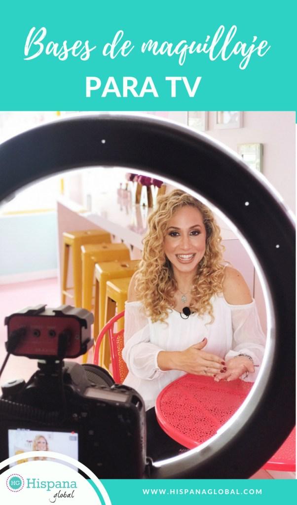 Las mejores bases de maquillaje para televisión de alta definición