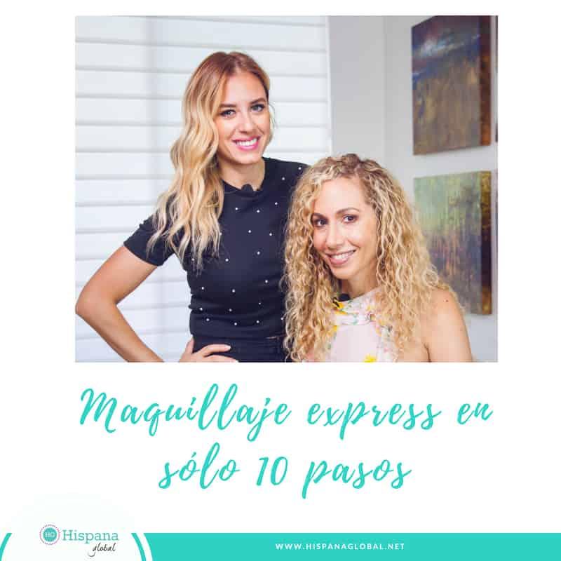 Aprende en pocos minutos cómo hacer un maquillaje para el día en sólo 10 pasos gracias a los consejos de Mariela Bagnato.