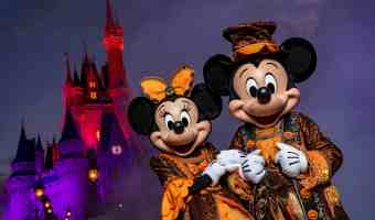 Descubre todas las novedades de Mickey's Not-So-Scary Halloween Party en Walt Disney World Resort