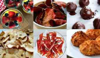 9 deliciosas meriendas para el regreso a clases