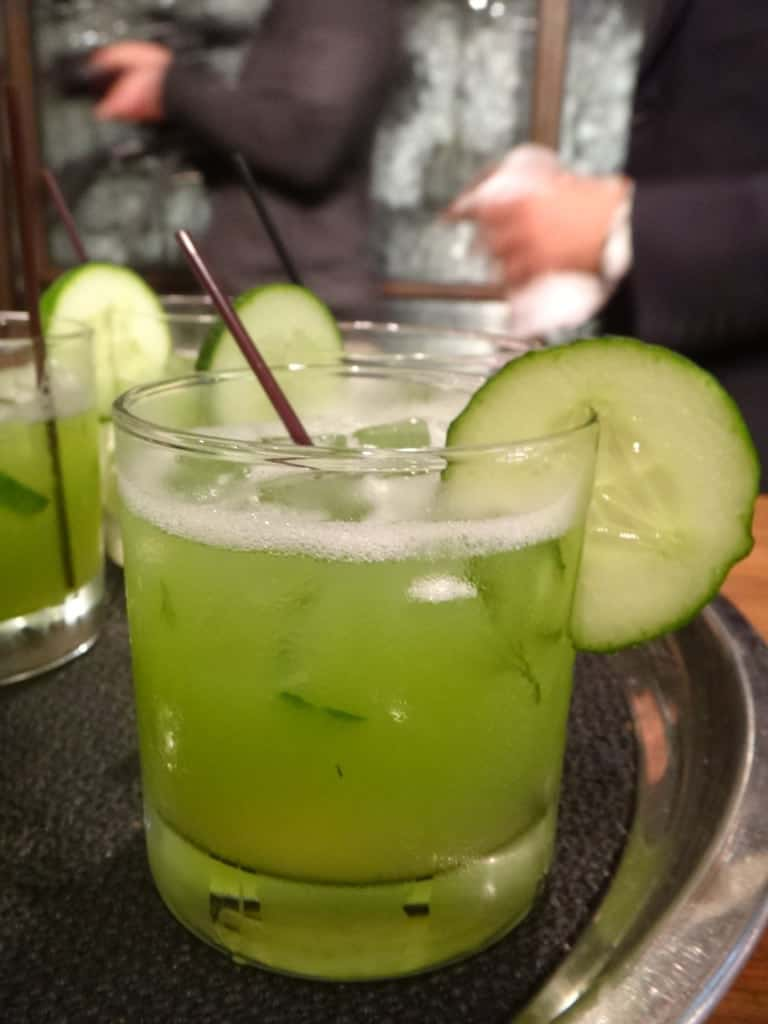 Cucumber Lime Drink - A Refreshing Mocktail Recipe