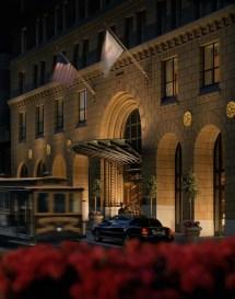 Hotel Pick Omni San Francisco - Hispanic Executive