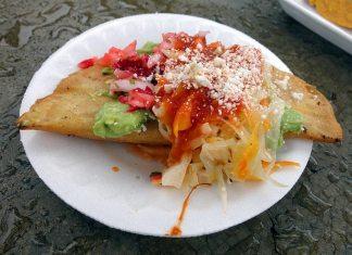 Guatemalan Dobladas Recipe