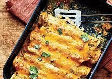 Healthy Enchilada Recipe