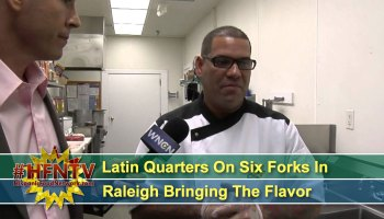 Latin Quarters On Six Forks In Raleigh Bringing The Flavor