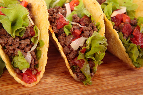 Easy And Healthy Taco Recipe