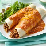 garlic beef enchilada recipe