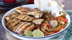 Green Habanero Grilled Chicken