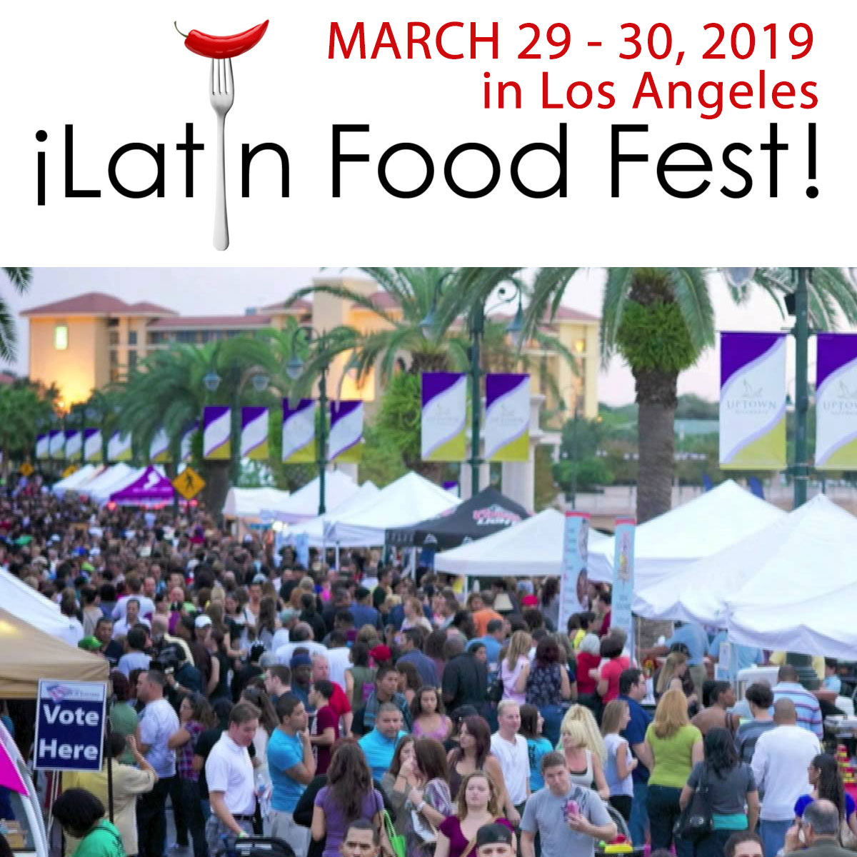 :atom Food Fest in Los Angeles