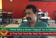 Know What a Drown Torta Is? Go to Tolleson to Find Out! You'll Be Glad You Made the Drive.