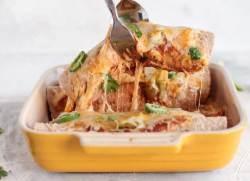 Enchiladas de Pollo ~ Chicken Enchiladas